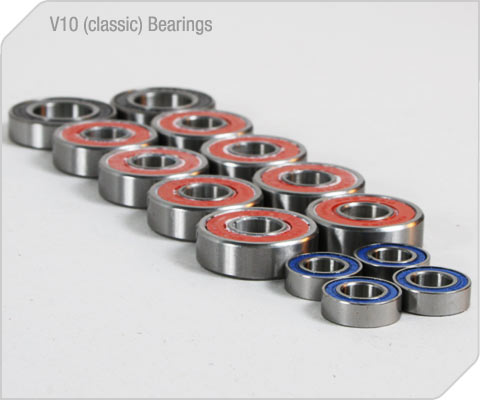 V10 (classic) Bearings Kit